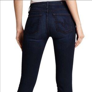 Ag prima cigarette jeans size 25 regular.